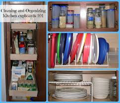 Kitchen Cabinet Cleaning by Cleaning And Organizing Kitchen Cabinets 101 A Proverbs 31 Wife