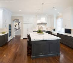kitchen cabinets transitional style two tone kitchen cabinets in devon pennsylvania