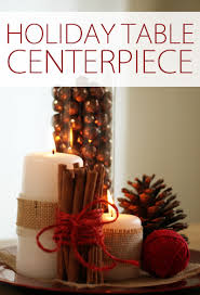 Centerpieces Christmas - 101 days of christmas holiday table centerpiece life your way