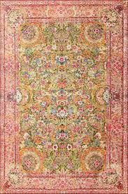 Worn Oriental Rugs 15 U0027 4 X 25 U0027 6 Pink Kerman Persian Rugs Rugs U0026 Textile Patterns