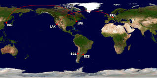 Alitalia Route Map by How To Beat United U0027s Draconian New Routing Restrictions Live And