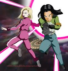 android 17 and 18 android 17 and 18 by imanimation on deviantart