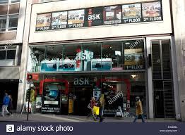 Tottenham Court Road Interior Shops Electrical Shop Tottenham Court Road Stock Photos U0026 Electrical