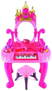 Pink Vanity Set Buy Olly Polly Princess Beauty Vanity Set Hobby Play Piano