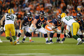 green bay packers at denver broncos time tv schedule