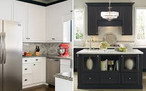 home depot custom kitchen cabinets cost the difference between in stock and custom cabinets the