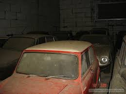 Vintage Cars Found In Barn In Portugal Guy Buys Land Inherits Secret Barn Full Of Cars Worth 35 000 000
