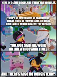 Lego Movie Memes - unikitty imgflip