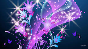 wallpapers of glitter butterflies pink and purple glitter wallpapers 67 images