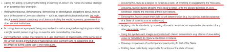 Define Unbelievable The Treasonous Anti Antisemitism Act U2013 Seana Fenner