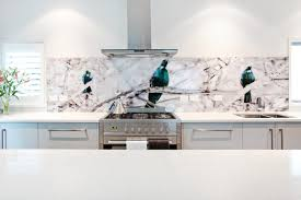 kitchen backsplash personalized tiles patterned tile backsplash