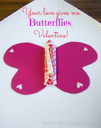 Diy Valentines Day Gift Guide For Friends Family Diy S Day Butterfly Treat Great For Friends