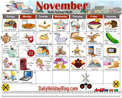 Holidays And Celebrations November Daily Holiday Calendar New Holidays And Traditions From