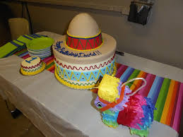 amaru confections first fiesta sombrero birthday cake looked