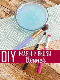 looking for easy ways to clean makeup brushes naturally you ll love this diy