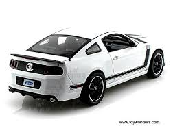 Mustang Boss 302 Black 2013 Ford Mustang Boss 302 Hard Top Sc452w 1 18 Scale Shelby