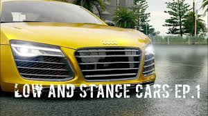 forza horizon 3 low and stance cars series 1 ep 1 youtube