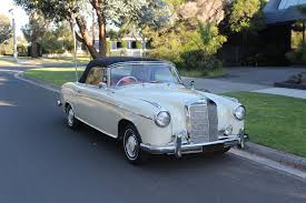 mercedes classic convertible cars brooklands classic cars