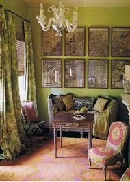www housebeautiful antique maps of paris green walls benjamin moore s castleton mist