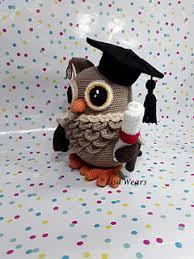 graduation owl ravelry wisdom the graduation owl pattern by wears