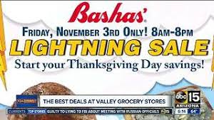how late are grocery stores open on thanksgiving day