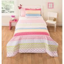 Duvet Covers Walmart Mainstays Kids Pink Rally Bedding Comforter Set Walmart Com