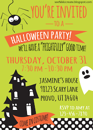 halloween party png halloween party message invitation u2013 festival collections
