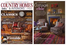 Country Home And Interiors Press Lulu U0026 Luca