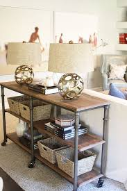 Sofa Table Desk by Best 20 Console Tables Ideas On Pinterest Console Table