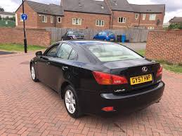 lexus is 220d for sale in yorkshire 2008 57 lexus is220d black diesel in sheffield south yorkshire