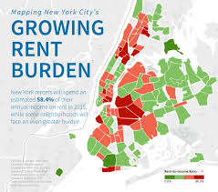 mapping the affordable housing deficit for each state in bright lights big rent burden understanding new york city s rent