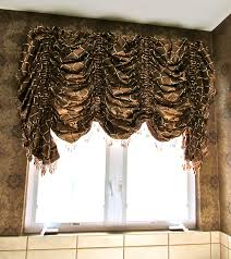 valances tiers wayfair old world style floral heavy lace swag