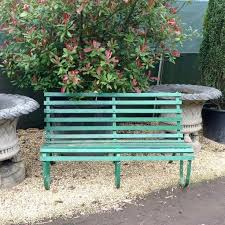 Wrought Iron Benches For Sale 78 Best Garden Reclaimed U0026 Antique For Sale Images On Pinterest