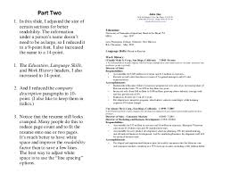 How To Format Education On Resume How To Format Resume 4 How To Format A Resume How To Format A