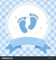 boy baby shower invitation card stock vector 544785853 shutterstock
