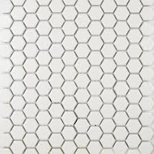 White Hexagon Floor Tile Mosaic Tile Kitchen Picture More Detailed Picture About Classic