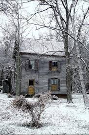 Winter House Abandoned Home Abandoned And Old Buildings Pinterest
