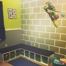 Ninja Turtle Bedroom First Chop Ninja Turtles Bedroom Ideas