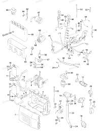 evinrude 70 hp parts diagram evinrude parts by serial number