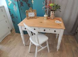 beautiful shabby chic victorian desk table with chair hastac 2011