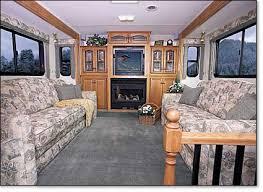 5th wheel front living room 2004 fleetwood widerness advatage ax6 fifth wheel rvweb pertaining