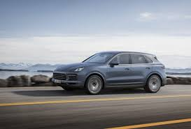 new porsche 2019 the new porsche cayenne seeks to keep its pole position