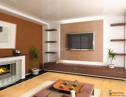 Wall Painting For Living Room  Beautiful Wall Painting Ideas And - Living room paint design ideas