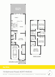 balmoral floor plan 19 balmoral road northmead nsw 2152 sold realestateview