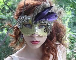 ceramic mardi gras masks for sale gold mask etsy