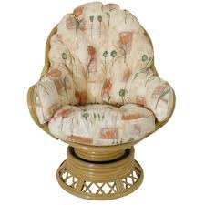 Rattan Swivel Rocker Cushions Conservatory Cushions Other Garden Furniture Ebay