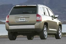 tan jeep compass 2008 jeep compass used car review autotrader