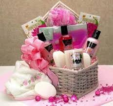gift packages the best gift basket themes for women soothing spa womens gift