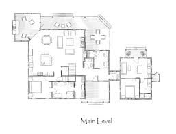 log home floor plan leech lake log home floor plan by lands end development