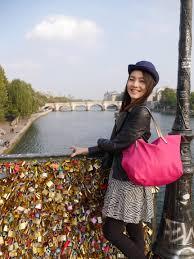 paris oo4 pont des arts lovelock bridge u2013 viktoria jean